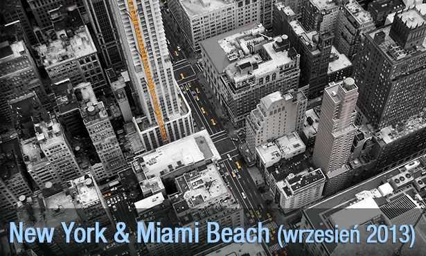 New York & Miami Beach